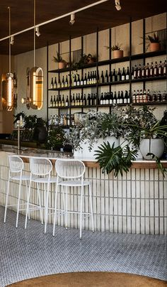 restaurant einrichtung Blacksmith Provedore Lake Mulwala by The Stella Collective Cafe Bar, Cafe Restaurant, Design Café, Cafe Design, Wine Bar Design, Commercial Design, Commercial Interiors, Renovation Plan, Building Process