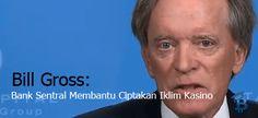 Bill Gross Sebut Bitcoin Ancam Bank Sentral