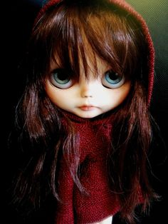 OOAK Custom Blythe Doll Casey Suedolls | eBay