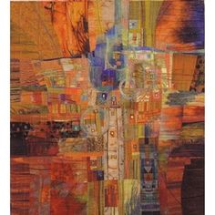 Google Image Result for http://www.fibreworksart.com/images/Dace5L.jpg  Rosalie Dace.  Are We There Yet?