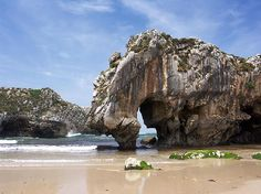 Asturias Spain Structural Geology | Spectacular Geology Tour Along the Coast of Asturias