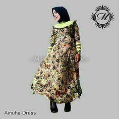 Saya menjual AINUHA DRESS seharga Rp350.000. Dapatkan produk ini hanya di Shopee! https://shopee.co.id/michienism/23867092 #ShopeeID