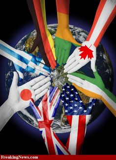 """""""Coexist in PEACE!  Our world deserves the harmony!""""  ~Skye"""