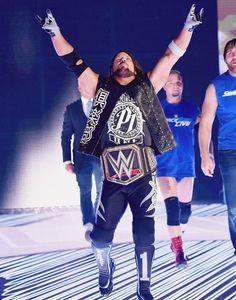 AJ Styles Survivor Series 2016