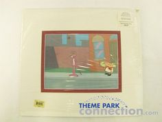 Get your hands on this Pink Panther 1971... before it's too late! http://themeparkconnection.myshopify.com/products/pink-panther-1971-cartoon-hand-painted-animation-cel-sketch?utm_campaign=social_autopilot&utm_source=pin&utm_medium=pin