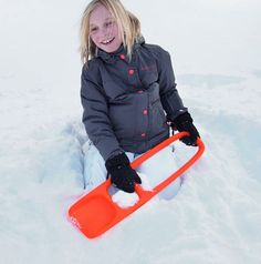 Quut Scoppi. Play in snow, in your garden or at the beach.