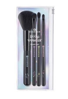 online exclusive - essence little wonder brush set 5,99 €