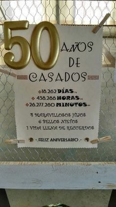 the 25 best ideas about golden anniversary in the 25 best ideas about anniversary cards 50th Wedding Anniversary Decorations, 50th Anniversary Cards, Wedding Aniversary, Golden Anniversary, Anniversary Parties, Parents Anniversary, Ideas Aniversario, Adoption, Ideas Bodas