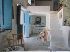 greek home 002 - stairs