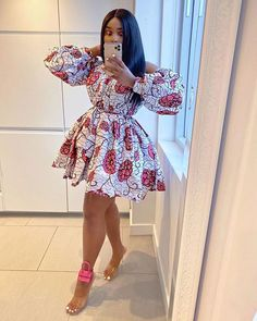 Latest Lovely Short Ankara Gown Styles Collection of the . - Latest Lovely Short Ankara Gown Styles Collection of the most stylish ankara gown styles for ladies Source by nnabuifez - Short African Dresses, Ankara Short Gown Styles, African Inspired Fashion, Latest African Fashion Dresses, African Print Dresses, African Print Fashion, Africa Fashion, Ankara Gowns, Ankara Fashion
