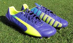Puma evoSPEED 1.3 L Review  Visit http://www.soccermint.com for more Soccer Stuff