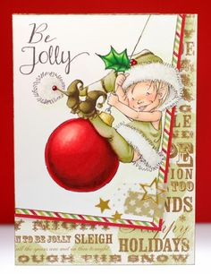 Hello there friends! It's my birthday today and while I'll be working for most of it I do think I'll probably go out afterwards to celebra. Christmas Paper, Christmas Images, Handmade Christmas, Christmas Crafts, Christmas Stockings, Penny Black Cards, Penny Black Stamps, Christmas Sentiments, Mo Manning