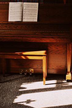 I love pianos