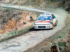 Ranga László - Büki Ernő - Subaru Impreza 555, Salgó Rali 1997