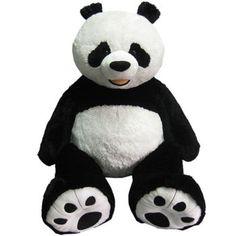 Gotta love Costco giant stuffed animals!