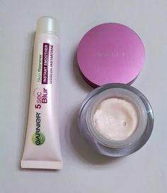Mally Perfect Prep dupe // Garnier Skin Renew 5 sec Blur Instant Smoother
