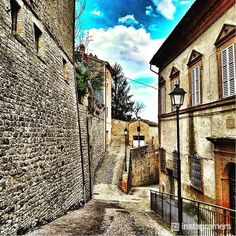 Macerata, Italy by instagram.com/zenediaquadrini #instanations #instafashion #selfie #selfiestick #instagood