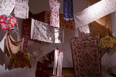 For the Love of Textiles: Old Blog - New Title