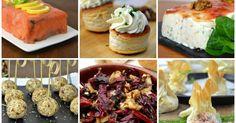Recetas para navidad. Teneis para todos los gustos, recetas fáciles y algunas más elaboradas. ¡Pero todas riquísimas! Mini Appetizers, Canapes, Tapas, Mashed Potatoes, Buffet, Cooking Recipes, Chocolate, Breakfast, Ethnic Recipes