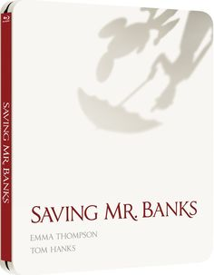 Buy Saving Mr Banks - Zavvi Exclusive Limited Edition Steelbook here at Zavvi. We've great prices on games, Blu-rays and more; as well as free UK delivery on all orders, so be sure not to miss out!