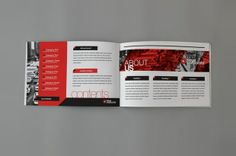 Beautiful Brochure Design Inspiration
