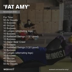 More you can do with just a Don't have a kettlebell? Fill up your backpack and grab the handle! Wod Crossfit At Home, Crossfit Workouts At Home, At Home Wods, Body Workouts, 300 Workout, Workout Challenge, Boxing Workout, Workout Fitness, Fat Amy