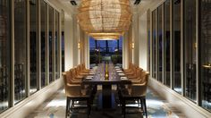 Ritz - Carlton's SEVEN is home to Grand Cayman's finest steaks. Had drinks and dinner here in 2013. Excellent!!