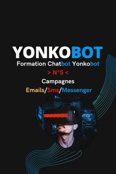 Nouvelle vidéo de la Formation Chatbot Yonkobot, N°5 ! 🤖  Nous traitons des Campagnes Emails/Sms/Messenger. 🎯..  Très similaires aux séquences Emails/SMS/Messenger (précédent post), il faut néanmoins bien distinguer les deux. 🎯..  Les séquences seront une suite de messages et que l'on peut assigner, afin d'automatiser tout le processus de A à Z. 🤖...  Les campagnes se font manuellement, c'est un seul message et non une suite, par contre cela permet un meilleur ciblage...🏆 Sms Marketing, La Formation, Messages, Client, Youtube, Facebook, Afin, Boutique, Everything