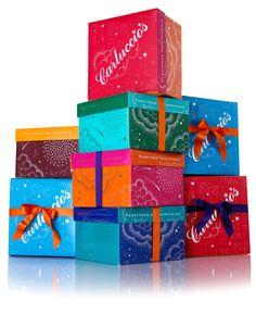 Carluccios Panettone Boxes   Irving & Co