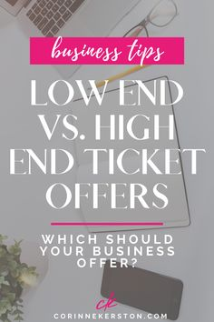 Do you want to know exactly what offers to sell to your clients? Get clarity on both low end and high end ticket offers, learn which you should sell in your business, and get an easy course to create your next offer quickly. CorinneKerston.com #onlinebiz #femaleentrepreneurs #businesstips #business #businesstips #womeninbusiness Inbound Marketing, Content Marketing, Online Marketing, Hard To Get, How To Get Rich, Business Tips, Online Business, Best Entrepreneurs, Low End