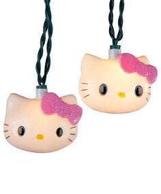 Look what I found on #zulily! Hello Kitty String Light #zulilyfinds
