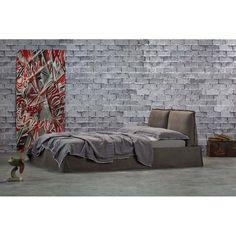 Łóżko tapicerowane Kudamm NAP
