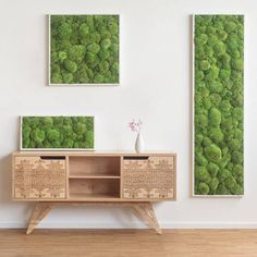 32 The Best Indoor Living Wall Decor Ideas For Your Interior Design Wall Design, House Design, Small Indoor Plants, Moss Art, Deco Floral, Plant Wall, Art Of Living, Office Interiors, Furniture