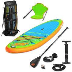 Free Shipping. Buy SPORTSSTUFF Adventure 1030 Paddleboard at Walmart.com