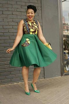 2018 Trendy Ankara Styles To Hit The Market This Ember Month - WearitAfrica African Fashion Ankara, African Inspired Fashion, Latest African Fashion Dresses, African Print Fashion, Africa Fashion, African Women Fashion, Kids Fashion, Women's Fashion, African Attire