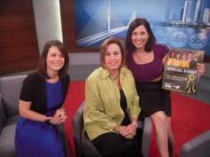 How Heartland for Children brought The Yellow Dress to Tampa Bay, Interview with ABC Action News' Lissette Campos and Heartland for Children's very own Kimberly Daugherty & Kathie Graydon!