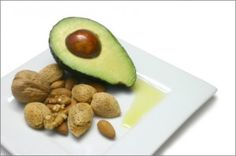 Good fats (polyunsaturated and monounsaturated fats) can help lower LDL (bad) cholesterol and prevent heart disease. Examples of foods with these fats include salmon, flaxseeds, olive oil, avocados and most nuts. Via AskDoctorK.com #HarvardHealth