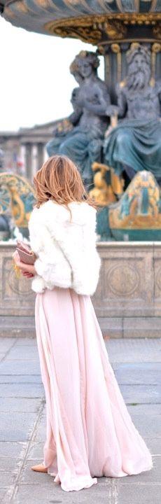 Street Chic in Paris pinterestluxury