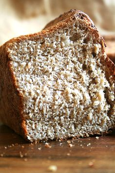 No-Knead Oatmeal Toasting Bread. Found this same recipe YEARS ago when we lived in Montana. Made it every Tuesday with a Cattle Rancher friend while we recorded VHS movies for the kids. Ate warm, buttered bread for our lunch. REALLY great recipe!