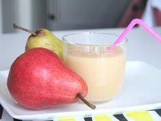 Succo di Frutta alla Pera col Bimby