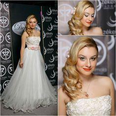 Wedding Dress Trends, Wedding Dresses, Absolutely Stunning, One Shoulder Wedding Dress, Flower Girl Dresses, Boutique, Model, Collection, Color