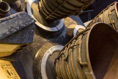 SSME #space #shuttle #nozzle
