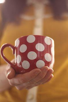 polka dot for tea by beth retro, via Flickr