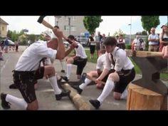 Austria-Trauner BOCKLEDER-TRETER - Holzhacker-Plattler (translation: Trauner buckskin-offenders - lumberjack-Plattler)  https://youtu.be/Ltt5sU9TNHw