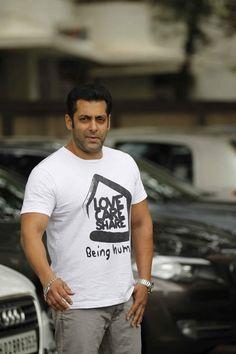 Salman Khan celebrates Eid.