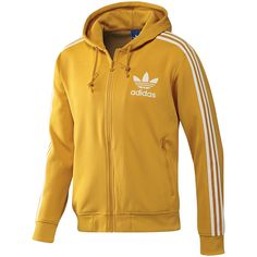 Chaqueta Adidas Original Yellow Adidas Fashion, Mens Fashion, Adidas Outfit, Sport Wear, Adidas Stan Smith, Sport Outfits, Adidas Jacket, Hooded Jacket, What To Wear