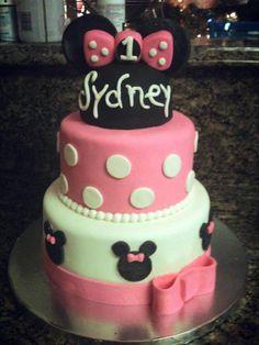 Syd's 1st birthday cake
