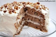 Low calorie/fat Hummingbird Cake Recipe by isabelle07