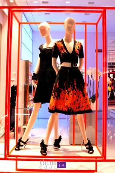Windows shop in Milan spring/summer 2012 « Think is Cool – Fashion Blog