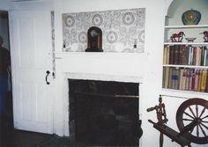 Room at Stillmeadow farm, home of Gladys Taber